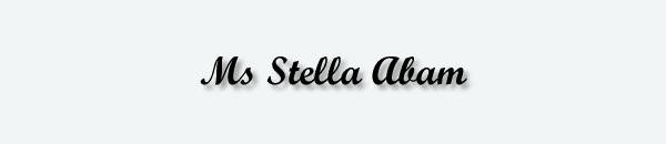 Ms Stella Abam